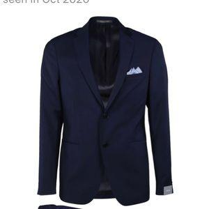 Cantarelli Men blue blazer.